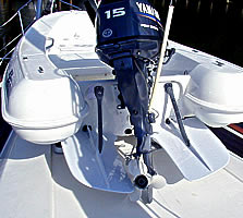 MAXI MARINE - Detachable Planing System for Inflatable